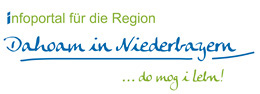 Dahoam in Niederbayern Logo